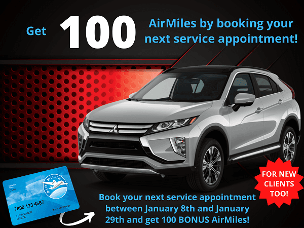 100 Airmiles With First Service